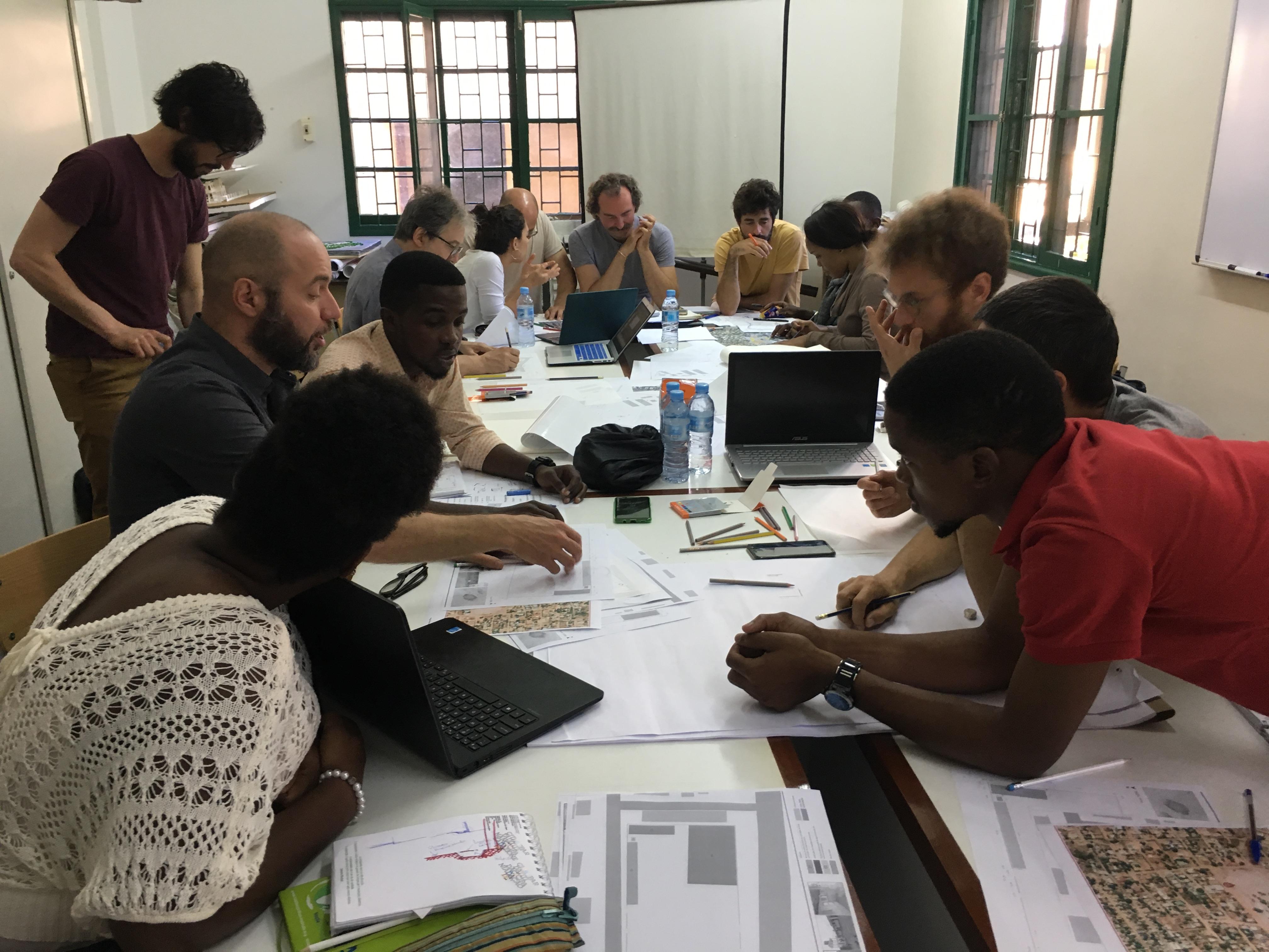 Workshop progetto Particidade