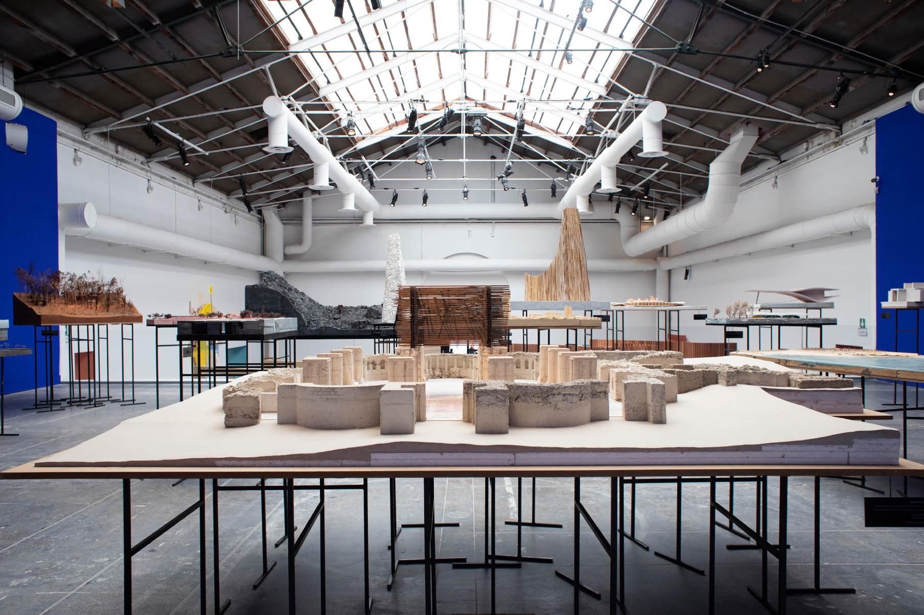 Zumthor Biennale Venezia