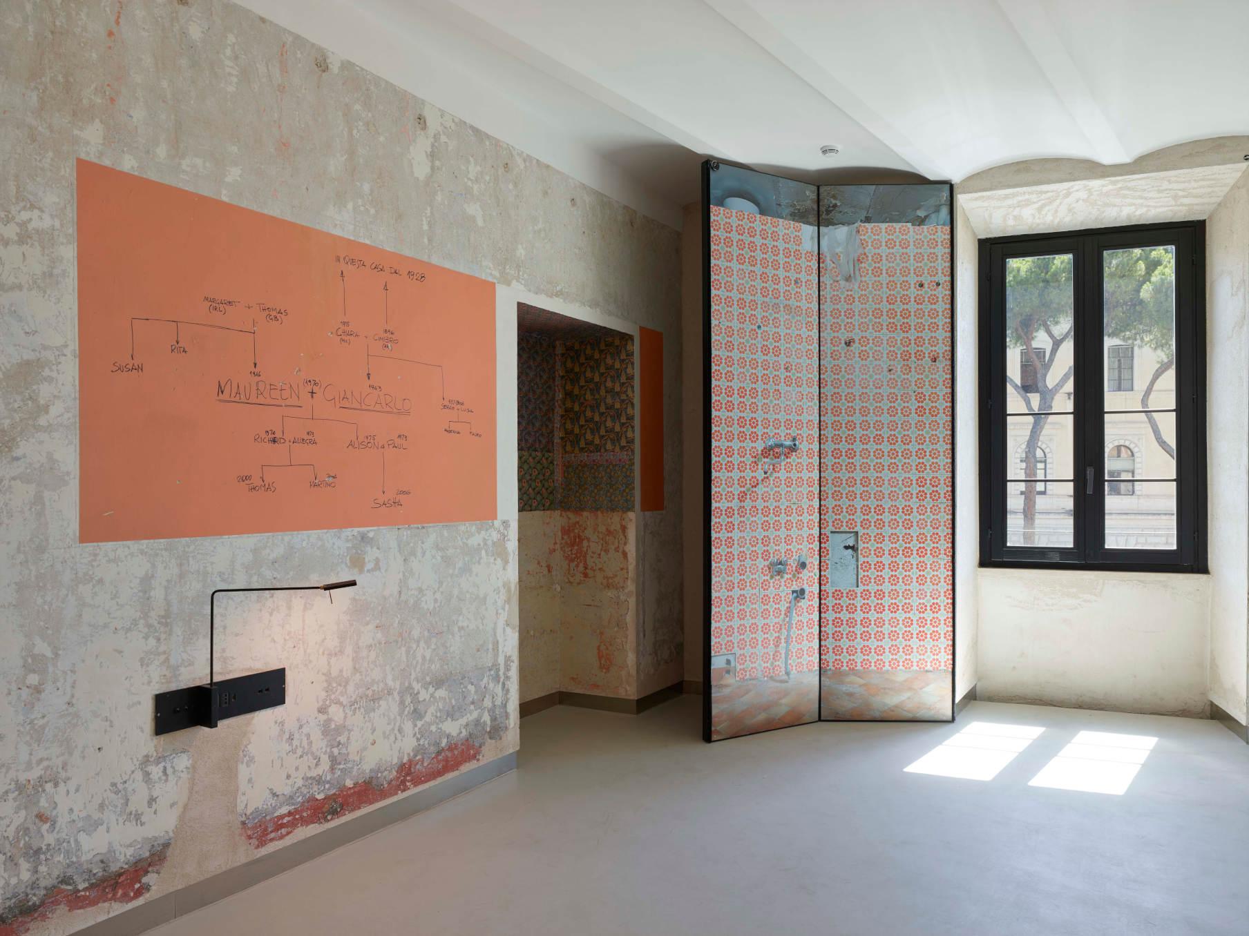 Rooms of Rome Fondazione Alda Fendi