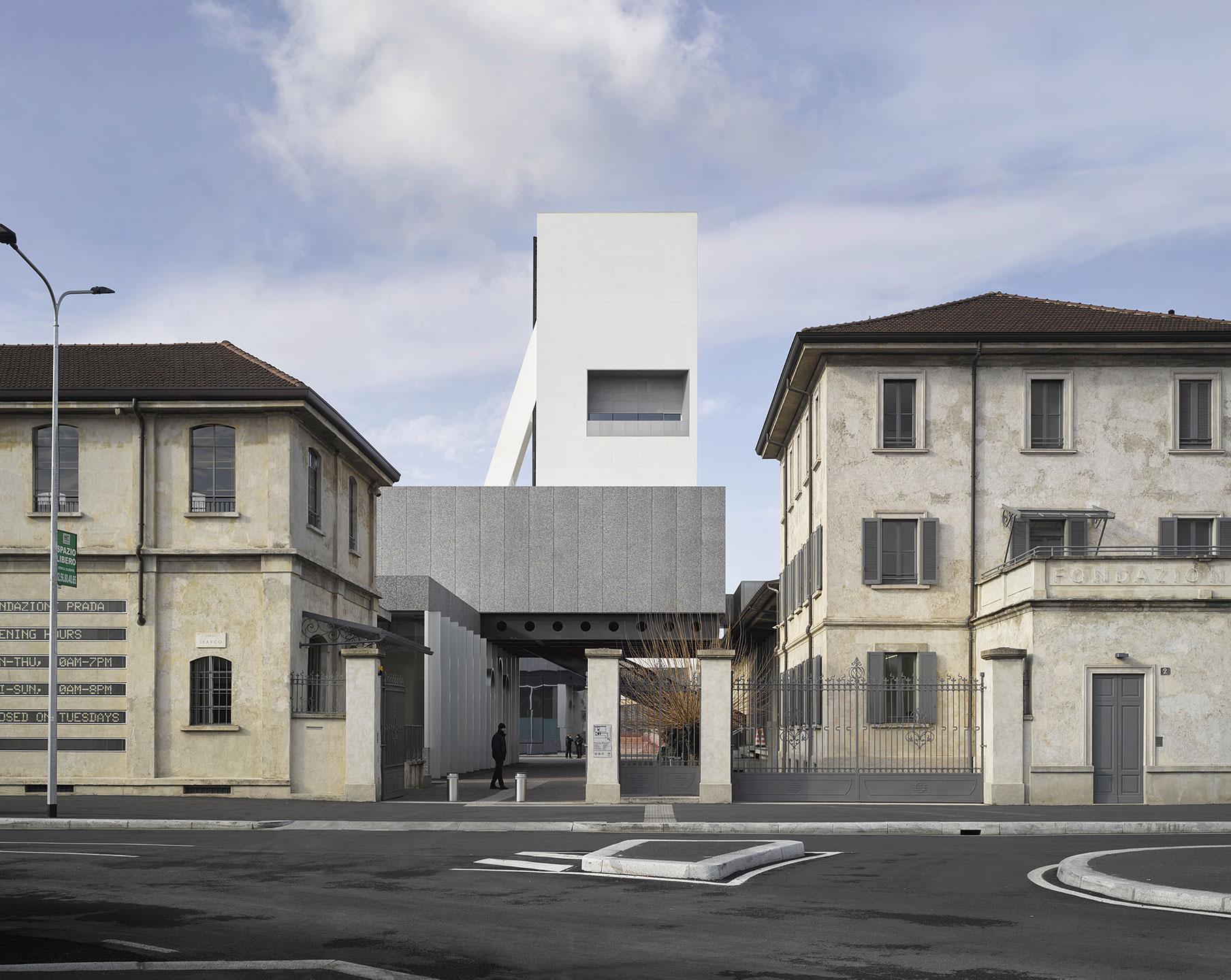 Edifici Fondazione Prada