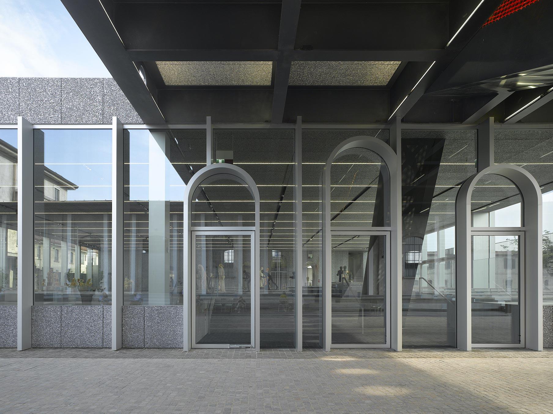 Archi Fondazione Prada