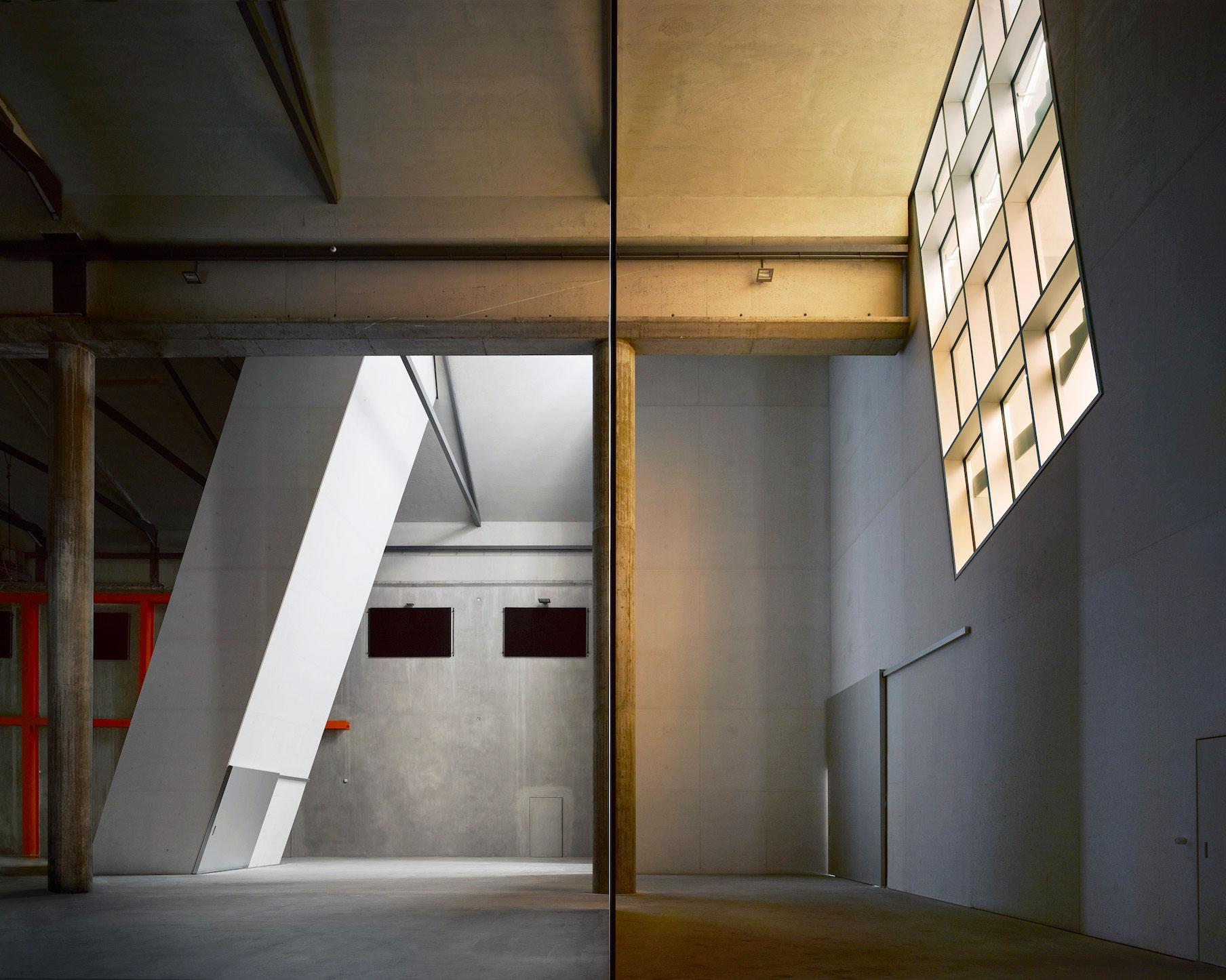 Base torre Fondazione Prada