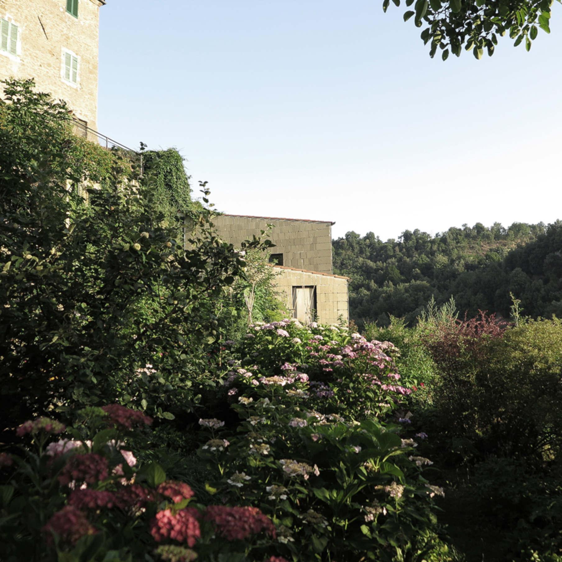 Casa Sorano Toscana Francesca Torzo
