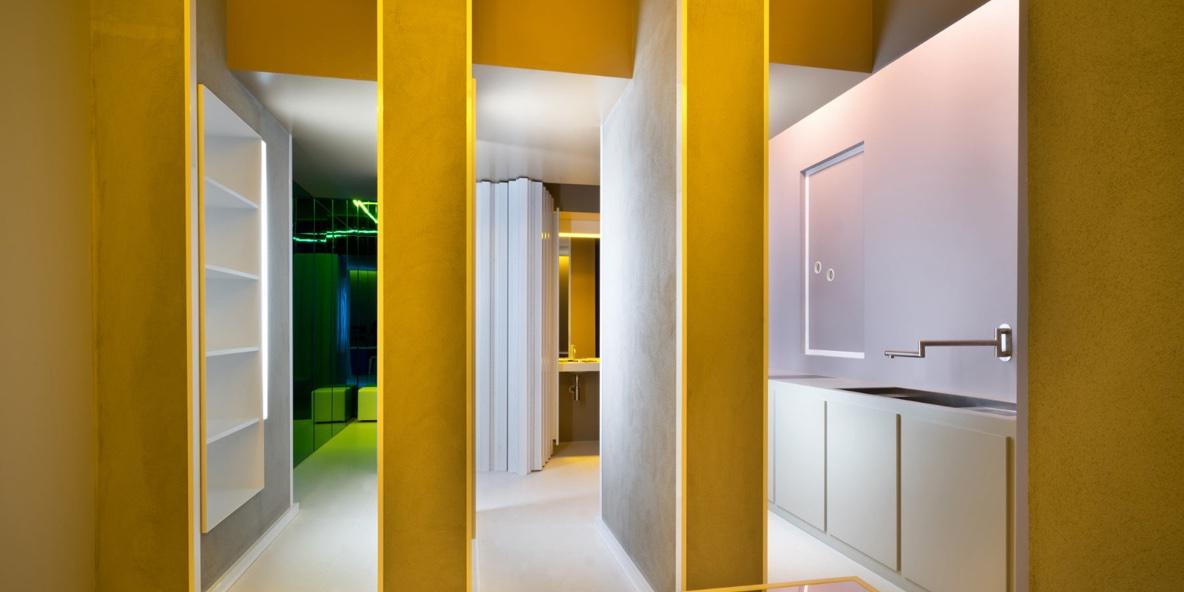 Appartamento via Mascagni Milano