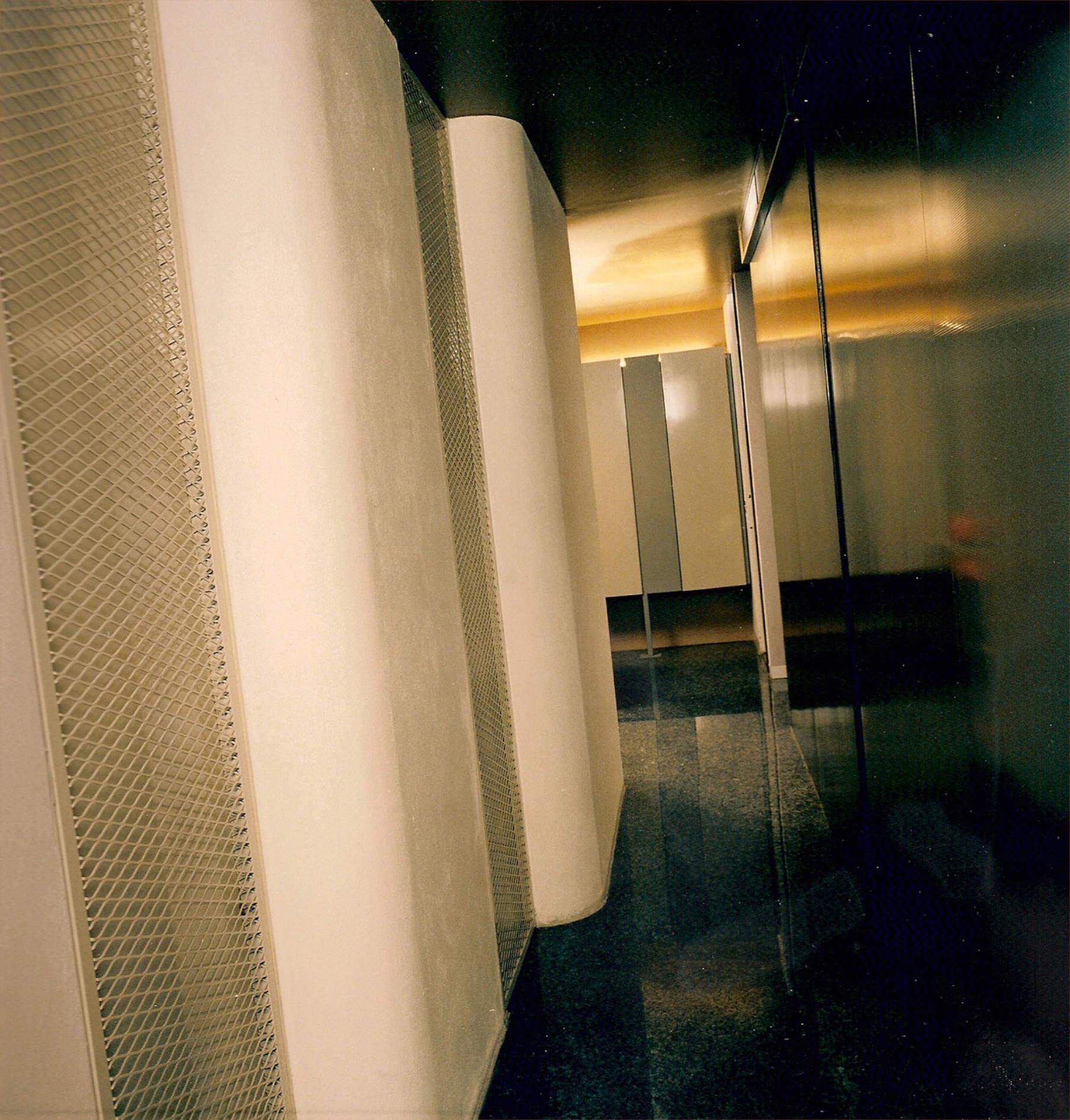 Corridoio viale Bianca Maria Milano