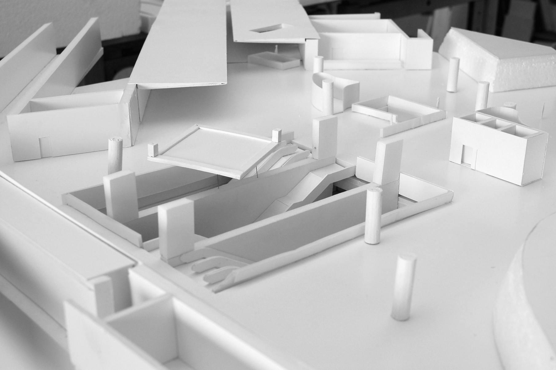 Modello Stazione Municipio