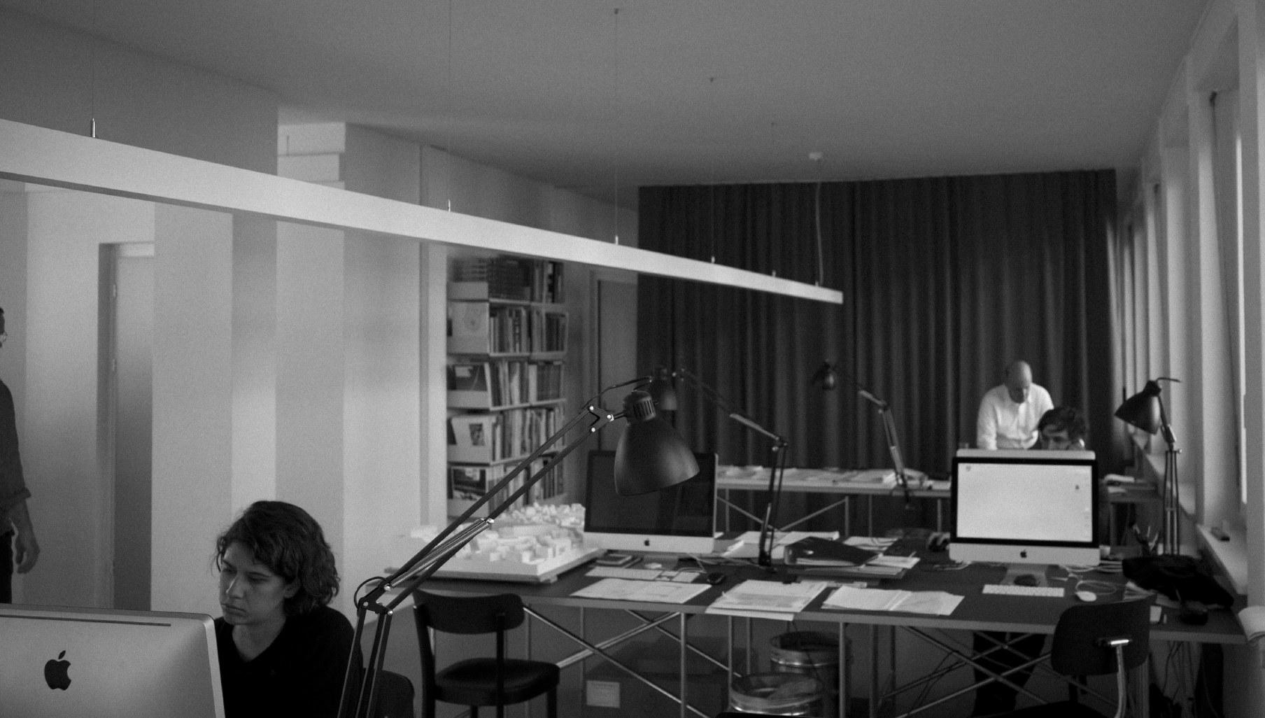 Studio Sergison a Zurigo