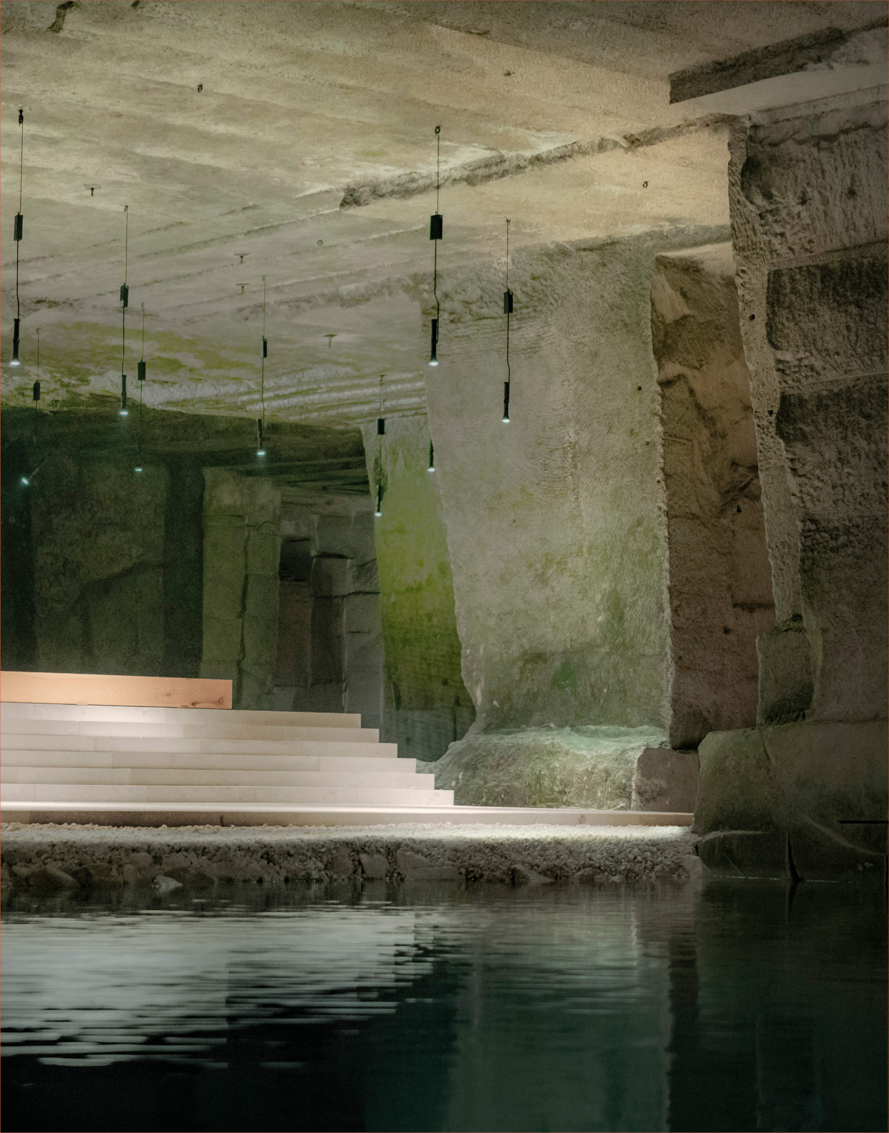Gradinata Cavea Arcari