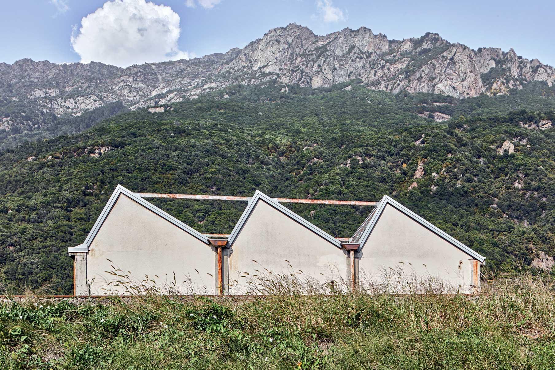 Abitare la montagna, località Donnas, 2018