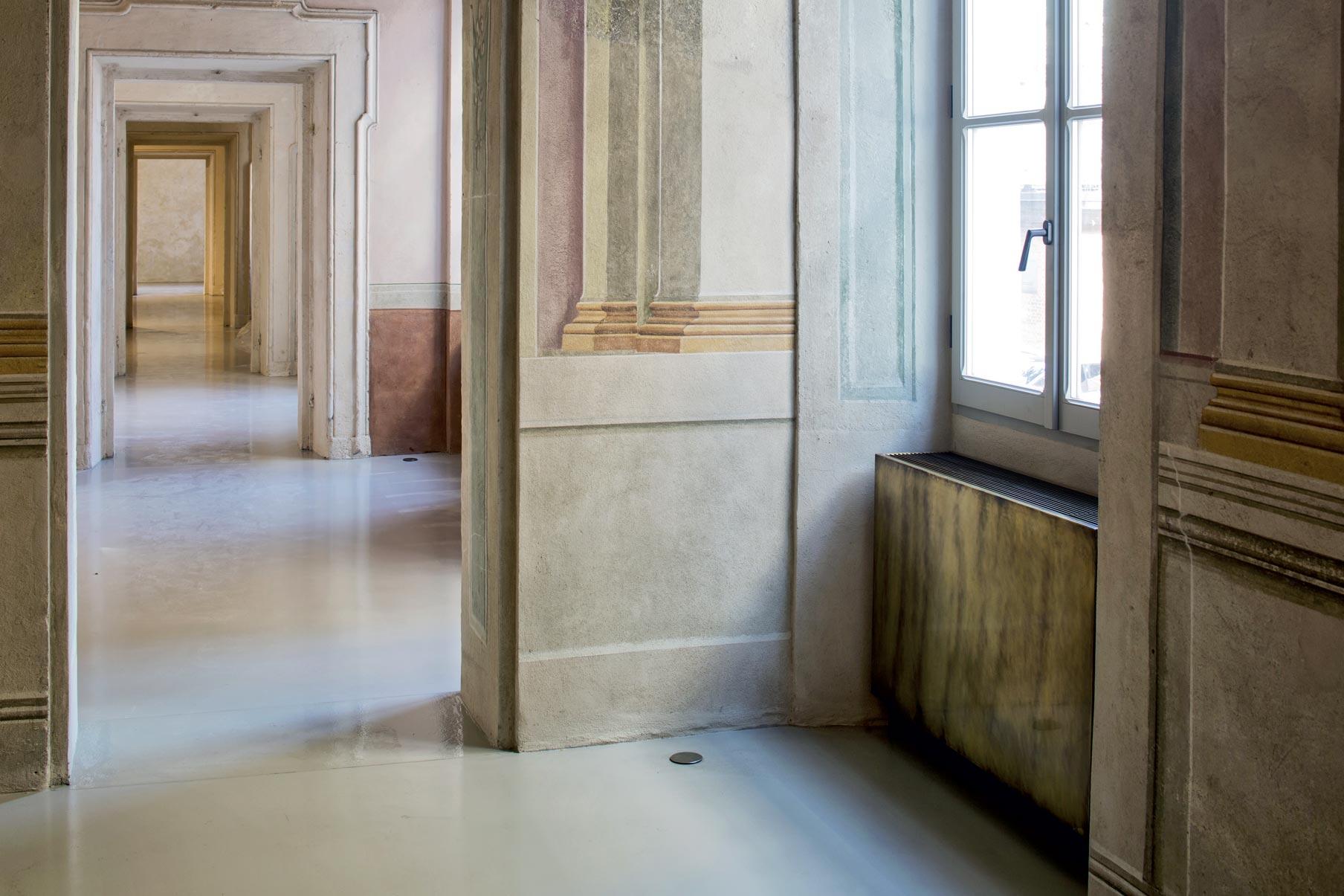 infilata stanze San Pietro a Reggio Emilia