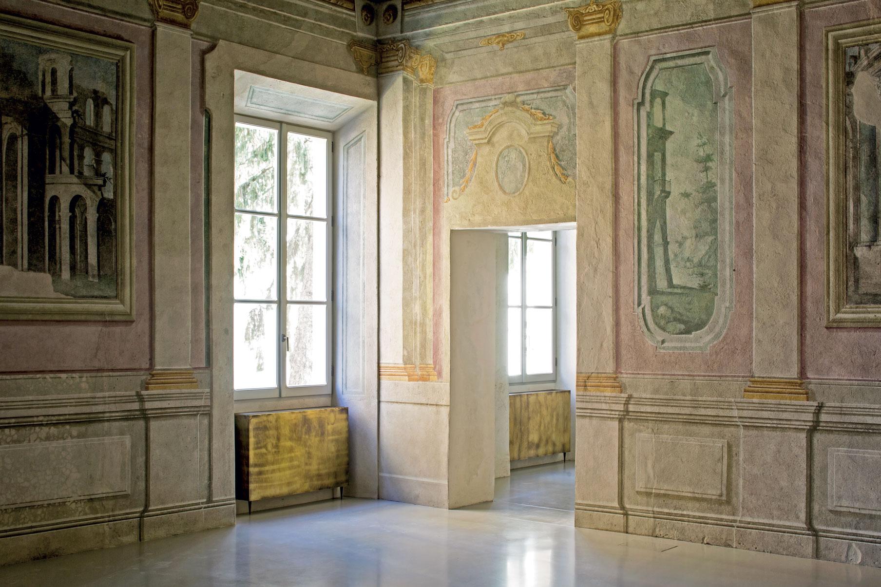 stanza complesso di San Pietro a Reggio Emilia