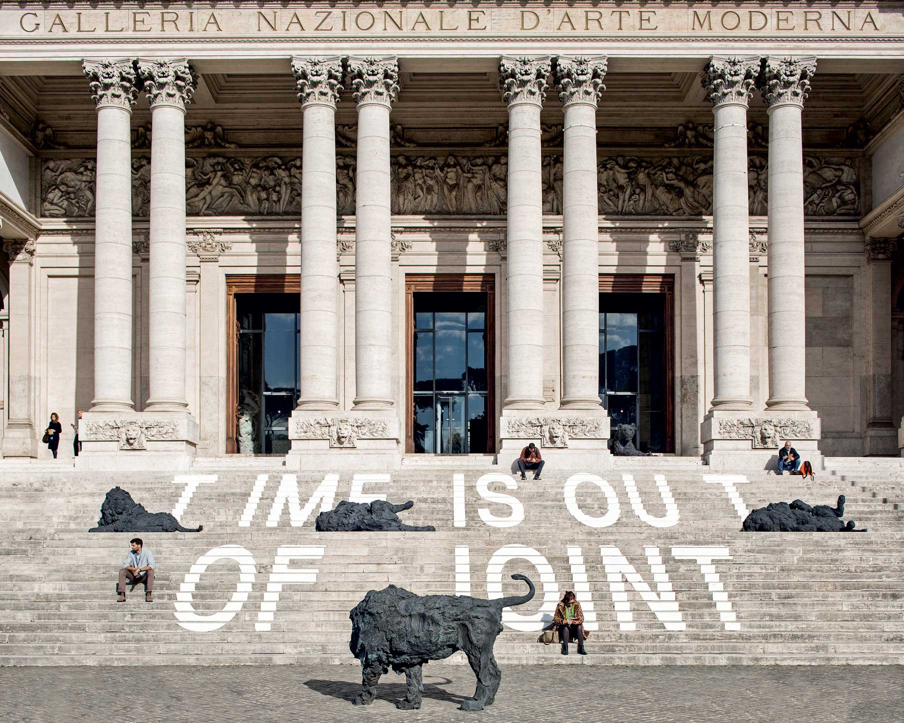 Galleria Nazionale di Arte Moderna a Roma