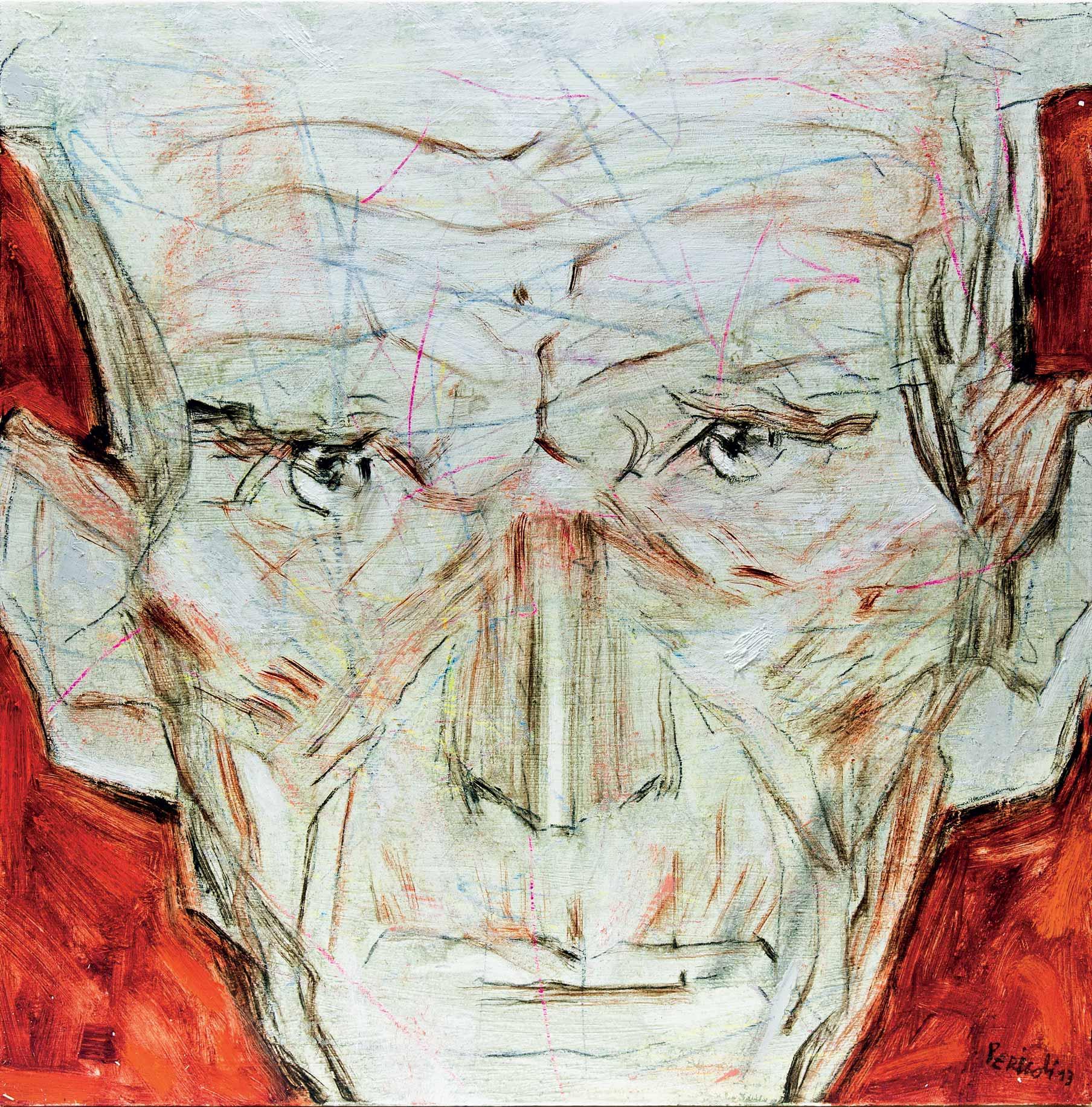 Samuel Beckett Tullio Pericoli