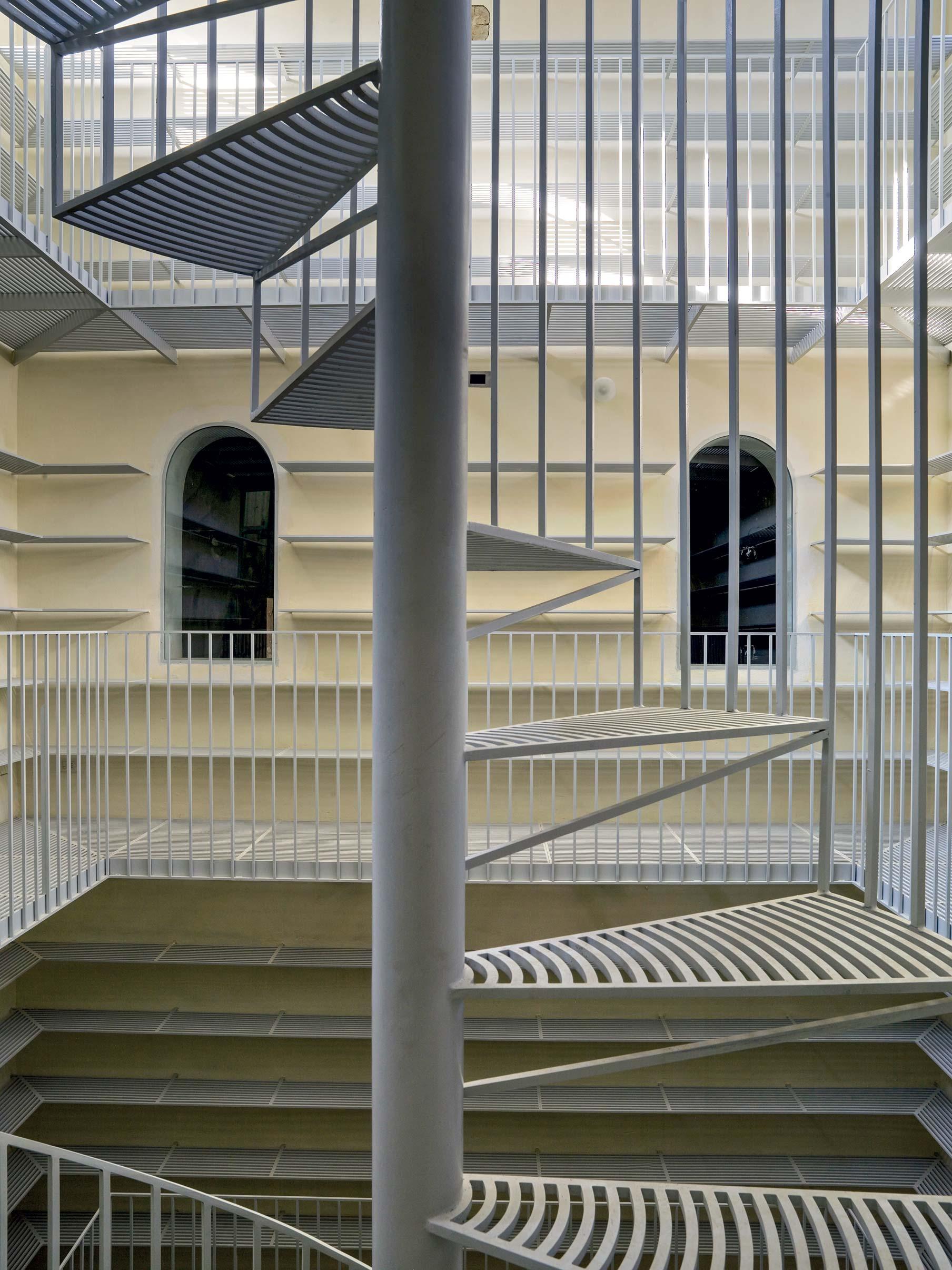 Torre libraria palazzo ducale Guastalla