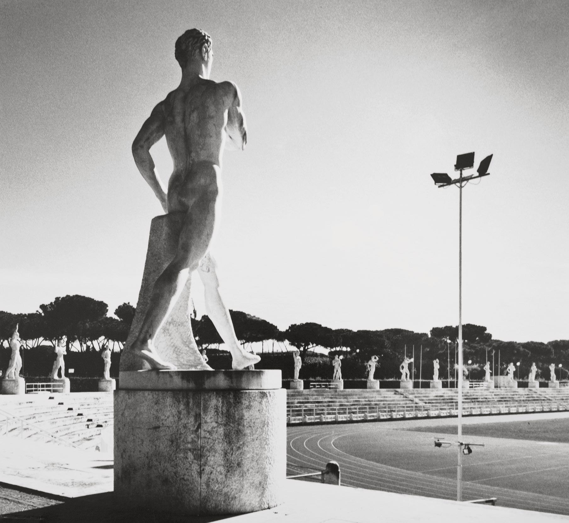 Stadio Marmi Roma Mimmo Jodice