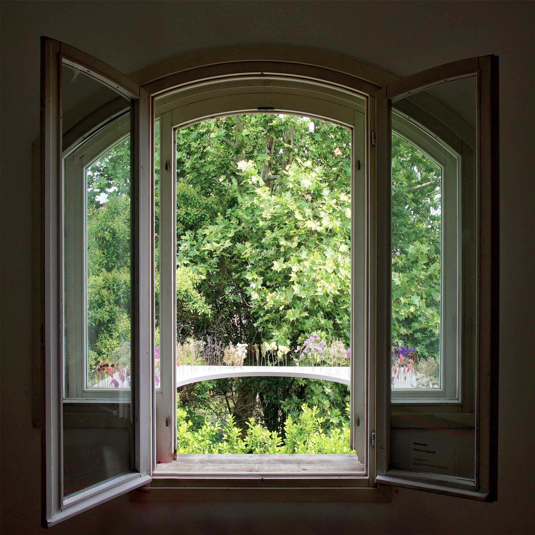 finestra interno Giudecca Windowsill