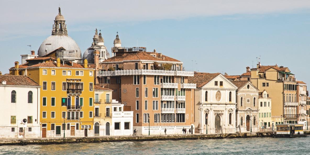 la casa delle Zattere Venezia